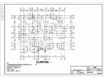 低价农村三层精华别墅施工图图纸图纸免费下载1313米v低价房屋全套图片