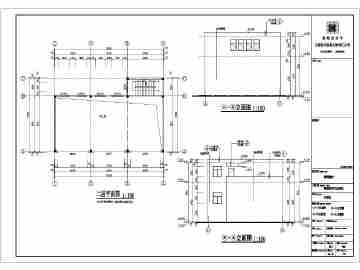 小型停车场设计图图纸木板免费下载_CO图纸土木球精华ed托图片