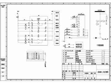 变电站二次回路设计精华图纸免费下载_CO土