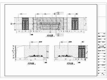 室内装修设计cad图纸,室内装修设计cad定向越野简单设计图图片
