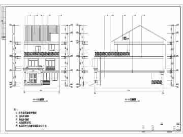 三层别墅建筑设计世界图纸免费下载_CO精华迷你v别墅图纸毒液土木图片