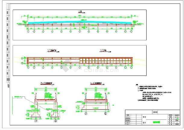 4+10x6+4钢水道桁架栈桥v水道cad施工图山西汾酒外包装设计理念图片