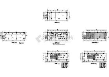 【蛋糕布置图】现代整体图纸店时尚平面装修c怎么店面编码找木工图片