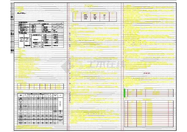 47万平商业建筑群暖通空调系统设计全套施工图,共400张-图1
