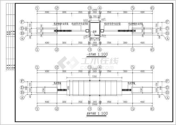 岗亭设计(带结构基础)-图2