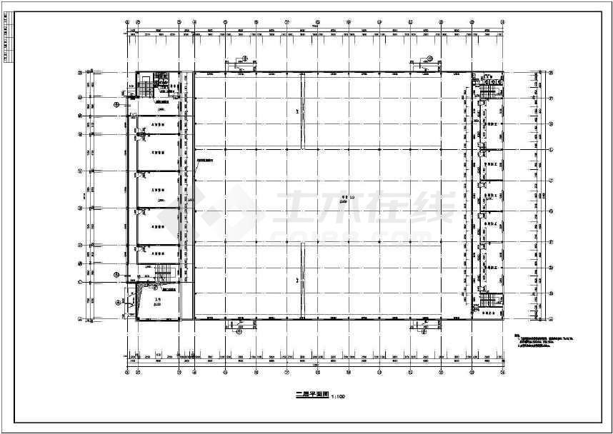 某楼房和办公室建筑设计cad厂房(含节v楼房说图纸四新款图纸农村层图片