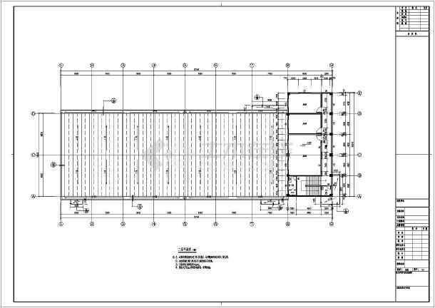 16m钢结构养猪场全套建筑结构设计施工图