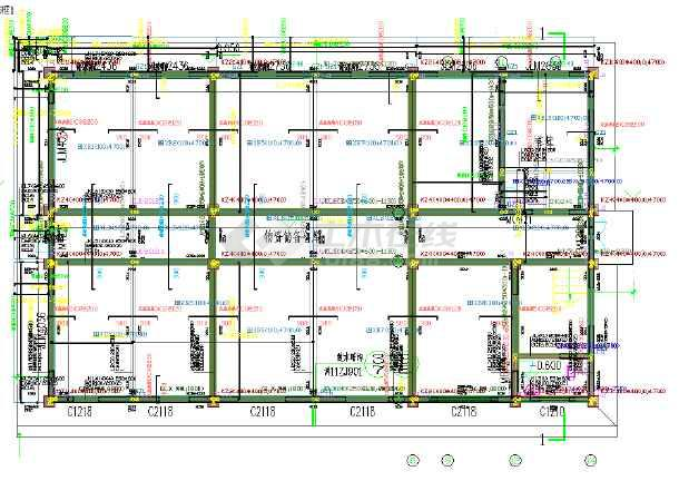 某工程造价结算资料全套及施工图(含工程报表)-图3