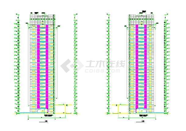 施工组织设计全套(包括图纸)-图1