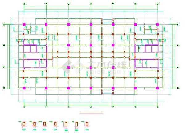 施工组织设计全套(包括图纸)-图3