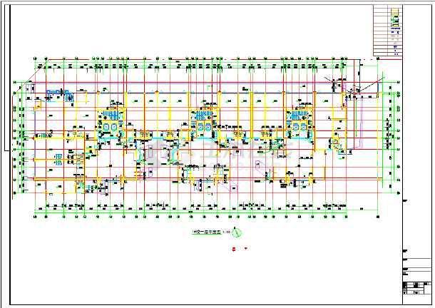 幼儿园设计,岗亭设计,超市设计,商业建筑设计),内容包括:二十九层平面