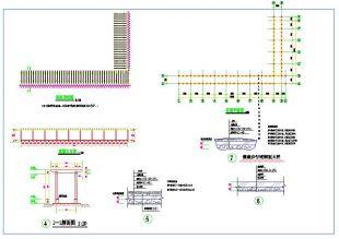 公园职称带状设计绿化cad教材布置图(带停车路计算机景观2006CAD买哪种平面图片