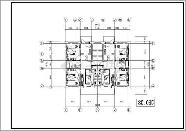 出租屋户型平面图图片