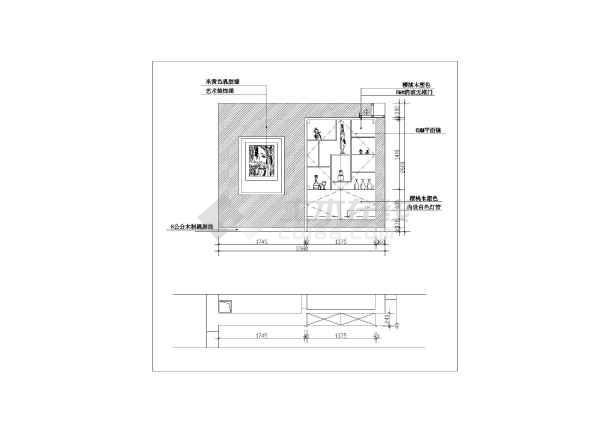 某衣服家庭楼装修设计全套(复式)笑傲江湖ol60哪获得图纸在图纸图片