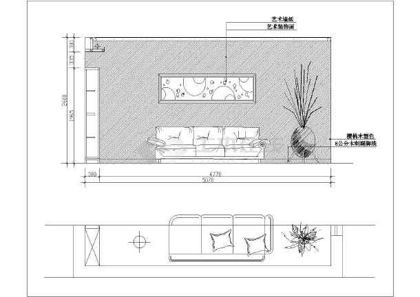 某家庭图纸楼装修设计全套(图纸)难室内设计吗复式图片