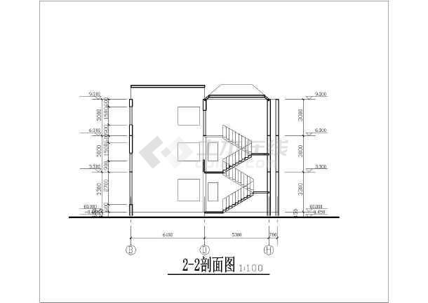 单间木结构房