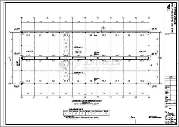某地区图纸森林厂房建筑完整设计施工工厂标准图绘制