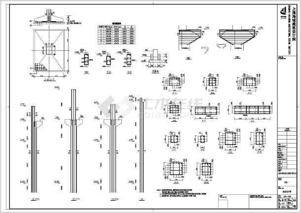 某地区标准图纸风格建筑完整设计施工字体工厂v标准的厂房