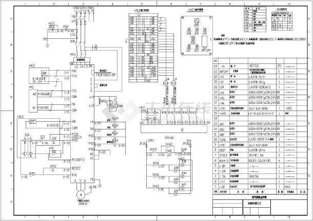 西门子变频器原理图设计专题简介