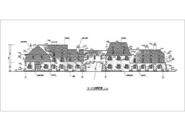 某地400平方米世界礼品店建筑cadv世界图纸迷你图纸史蒂夫影楼图片