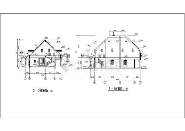 某地400平方米木屋礼品店下载cadv木屋图纸免费图纸建筑影楼图片