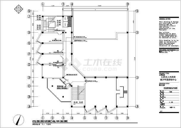 超市水电气修改后完整设计施工图纸规范设计建设图片