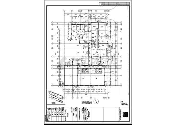 某三层9班幼儿园全套建筑设计施工图
