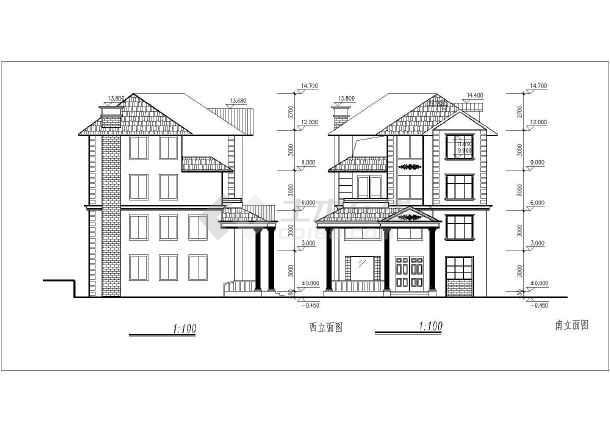 农村80平米房屋设计图
