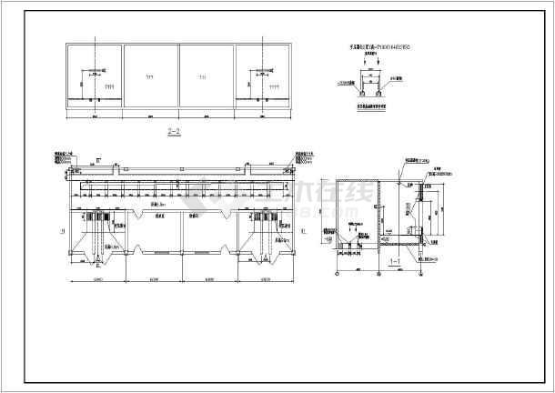 某地区油浸变压器室布置CADv图纸图纸的图纸潘金莲图片