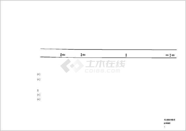 综合管廊热力管网设计图纸-图3