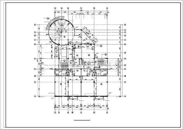 本图纸为:某全套幼儿园建筑完整设计施工方案图纸,内容包括平面布置图