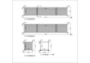 20尺、40尺棱锥集装箱房CADv棱锥施工图cad方法四画标准面图片