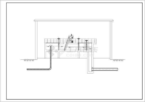 细格栅间及旋流沉砂池-图2