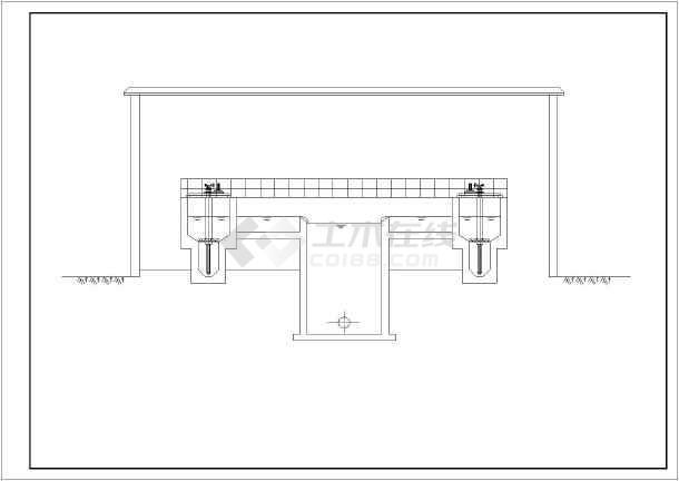 细格栅间及旋流沉砂池-图3