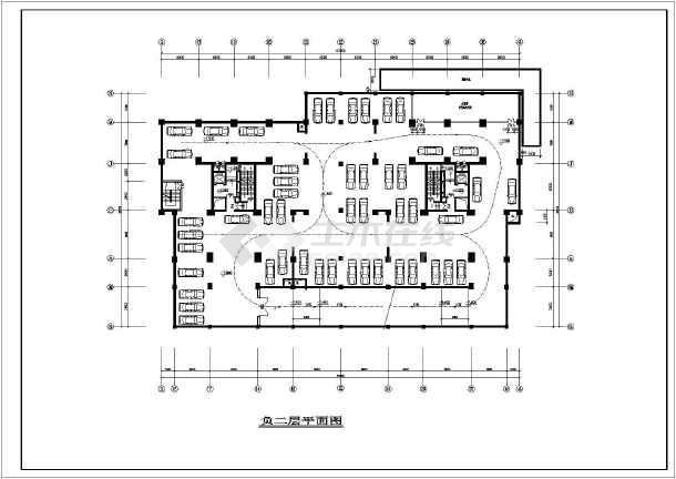 某普通单元式高层住宅全套建筑施工图
