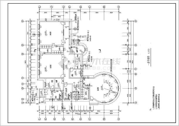 现代风格幼儿园建筑设计方案施工全套图纸