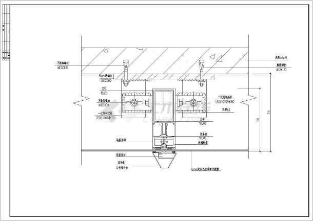 铝合金型材价格_玻璃幕墙及铝合金型材cad详细节点施工图_cad图纸下载-土木在线