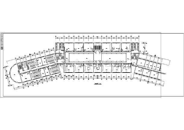 某地区学校弱电竣工CAD设计图纸-图2