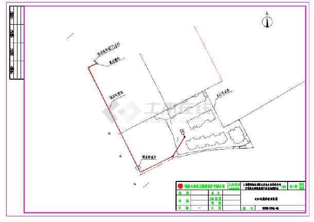 户表改造供配电全套图纸-图2