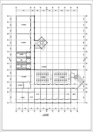 某高压教学楼开关详细v高压CA图纸学校建筑防爆电原理井下图纸图片