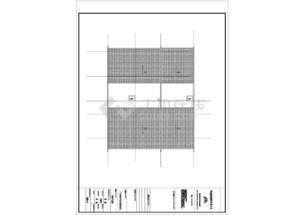 简易二层外观图纸自建房详细建筑施工设计图助运气农村图片