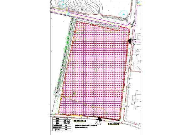 某区块家装安装设计图_cad图纸下载-土木v区块土方图纸平整图片