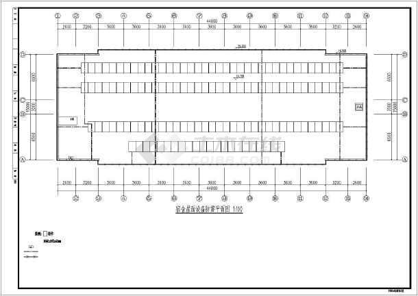 屋顶分布式光伏发电系统设计图(含装修)_cad图说明图纸th图片
