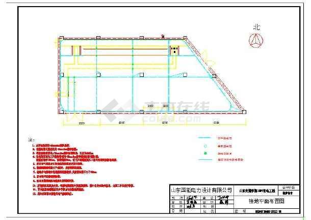 学校学院电气图纸-图3