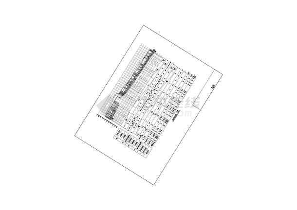 某小区室外排水管网施工图-图2