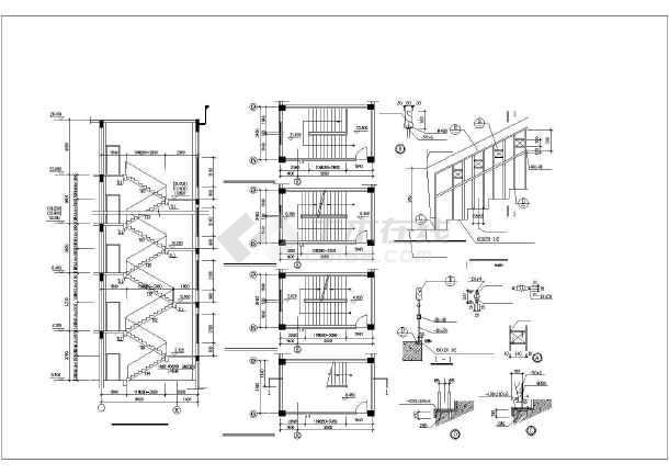 多种实用建筑详图-图1