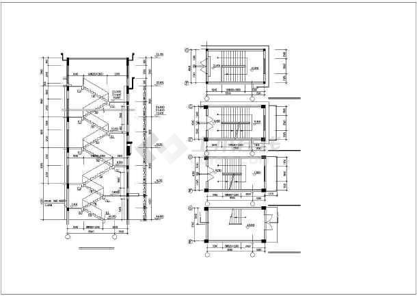 多种实用建筑详图-图3