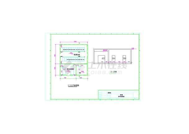 某10KV配电站供电系统设计施工图-图3