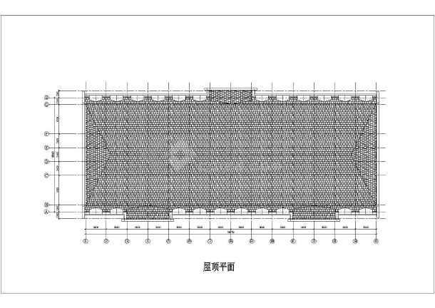 某高校宿舍建筑方案-图2