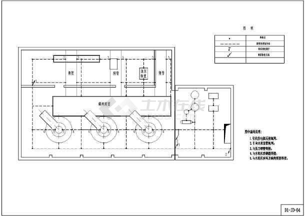 某全套小水图纸机电工程cadv全套内存cad显示为pdf不足打印不能电站图片